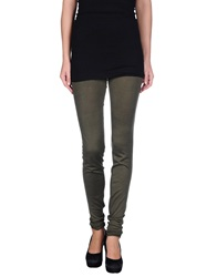 Jean Colonna Casual Pants Military Green