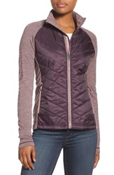 Smartwool Propulsion 60 Jacket Bordeaux