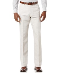 Perry Ellis Big And Tall Linen Blend Pants