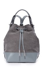 Opening Ceremony Izzy Backpack Ash Grey