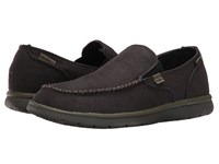 Merrell Laze Hemp Moc Black Men's Slip On Shoes