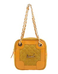 Richmond Handbags Ocher