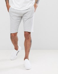 Bolongaro Trevor Jersey Shorts Grey