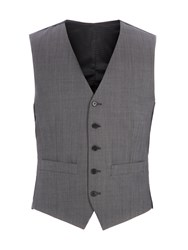 Pierre Cardin Men's Arthur Grey Tonic Performance Vest Grey