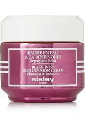 Sisley Paris Black Rose Skin Infusion Cream Colorless