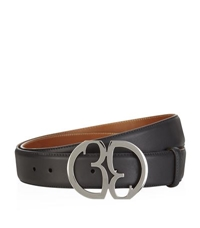 Billionaire Logo Buckle Belt