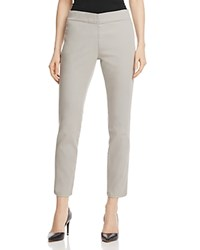 Nydj Alina Legging Pull On Ankle Jeans In Moonstone Grey
