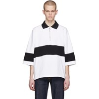 Eytys White And Black Orlando Polo