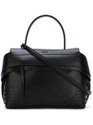 Tod's 'Gommini' Tote Bag Black