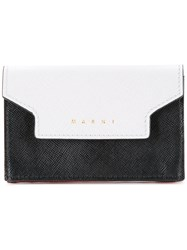 Marni Bi Colour Card Holder Grey