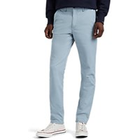 Rag And Bone Fit 2 Cotton Slim Trousers Blue