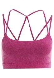Gap Sports Bra Exotic Fuchsia Lilac