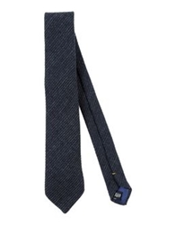 Cantarelli Ties Dark Blue