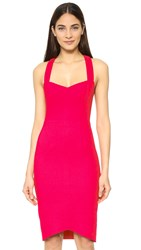 Black Halo Lopez Sheath Dress Laguna Pink