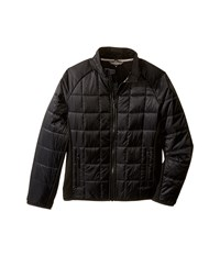 Smartwool Smartloft Double Corbet 120 Jacket Little Kids Big Kids Black Men's Coat