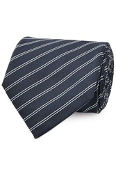 Jil Sander Silk Tie Stripes
