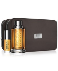 Hugo Boss 3 Pc. The Scent Gift Set Created For Macy's No Color