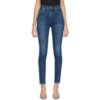 Citizens Of Humanity Indigo Chrissy High Rise Skinny Jeans