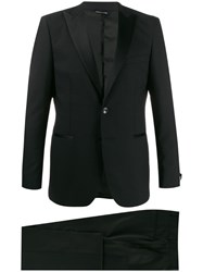 Tonello Two Piece Formal Suit Black