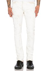 Mr. Completely All Over Wax Jean White
