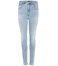 Citizens Of Humanity Chrissy Skinny Jeans Blue