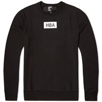 Hood By Air 1969 Explosion Crew Sweat Black And Multi