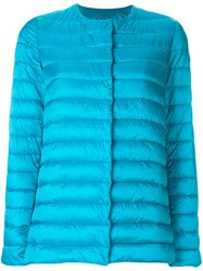 Save The Duck Light Down Jacket Blue