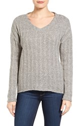 Kut From The Kloth Women's Akiko Rib Knit Top