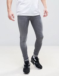 Blend Of America Flurry Extreme Skinny Fit Jean Gy1 Grey 1