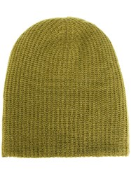 Warm Me 'Cozy' Beanie Green