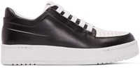 3.1 Phillip Lim Black And White Pl31 Sneakers