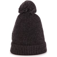 Universal Works Bobble Hat Charcoal