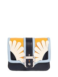 Paula Cademartori Small Gigi Leather Shoulder Bag