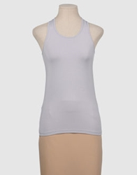 Bellwood Sleeveless T Shirts Lilac