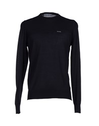Bikkembergs Knitwear Jumpers Men Black