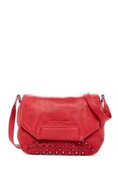 Liebeskind Yokote Leather Crossbody Red