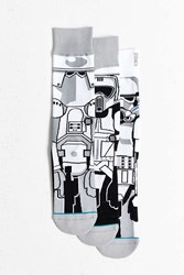 Stance X Star Wars Troopers Sock Pack White