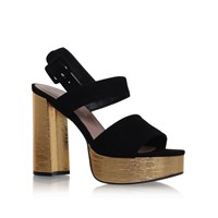 Kurt Geiger Koko High Heel Sandals Black