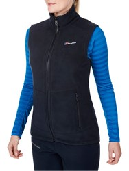 Berghaus Prism Interactive Women's Fleece Vest Black
