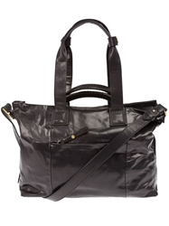 Cultivate Industries Slouchy Tote Black