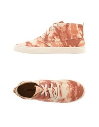 Pointer High Tops And Trainers Skin Color