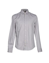 Boss Orange Shirts Shirts Men Grey