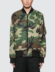 Huf Standard Issue Ma 1 Jacket