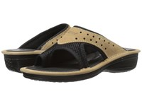 Spring Step Pascalle Black Women's Sandals