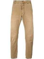 Closed Slim Fit Chinos Nude Neutrals