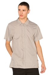 Publish Amari Button Down Gray