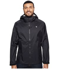Mountain Hardwear Exponent Jacket Black Men's Coat