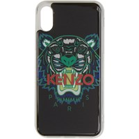 Kenzo Black And Green Tiger Iphone X Xs Case