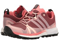 Adidas Terrex Agravic Gtx Tactile Pink Haze Coral White Women's Shoes