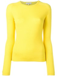 Carven Fina Jumper Yellow Orange